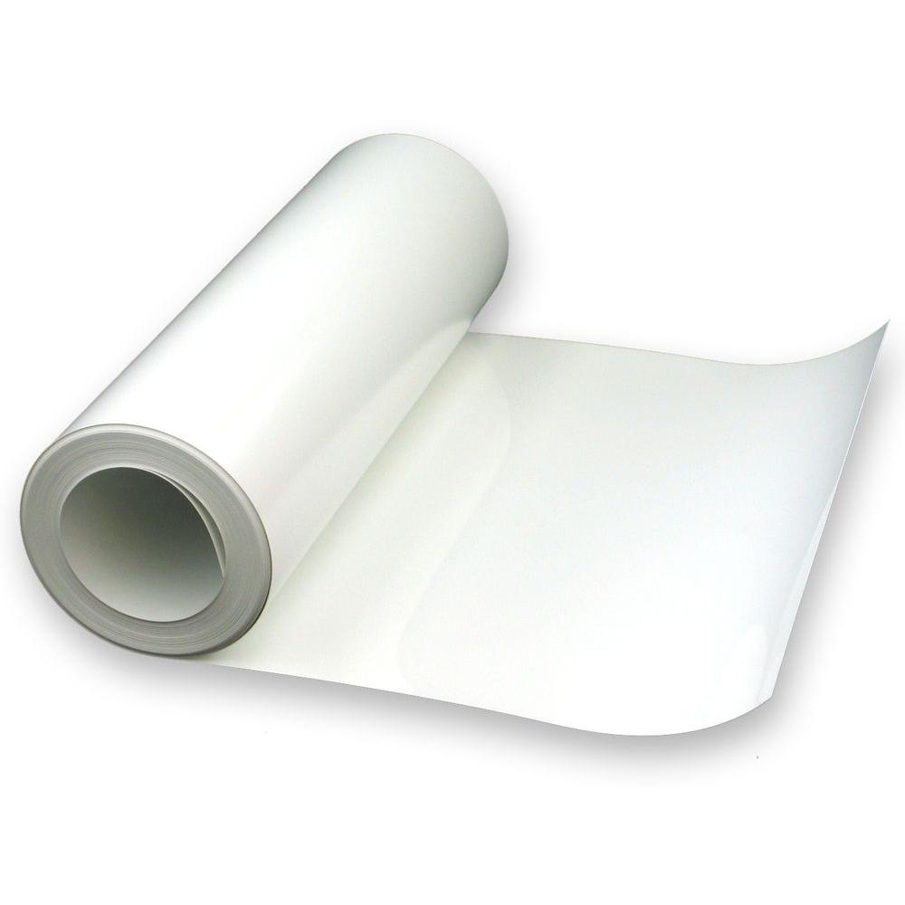 DuraFlash 10 in. x 50 ft. White Vinyl Deck Flashing