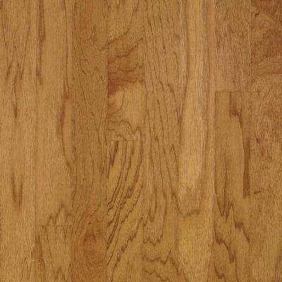 Hickory Autumn Wheat 3/8 in. Thick x 5 in. Wide x Varying Length Engineered Hardwood Flooring (28 sq. ft. / case)