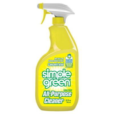 32 oz. Lemon Scent All-Purpose Cleaner (Case of 12)