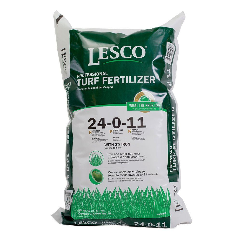 LESCO 50 lbs. 24-0-11 No Phos Fertilizer