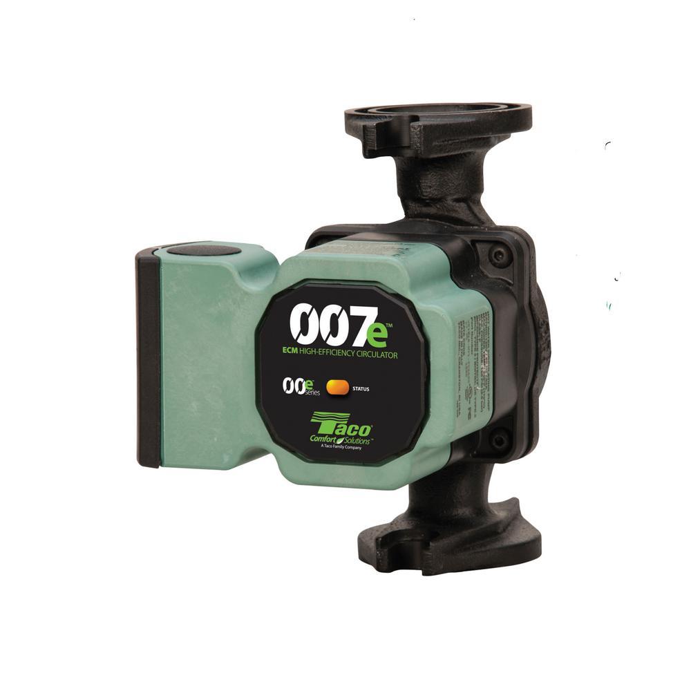 00e Series Cast Iron ECM High-Efficiency Circulator Pump