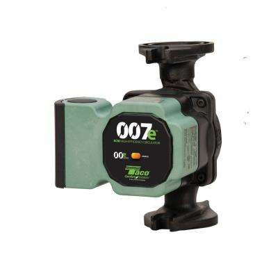 00e Series Cast Iron ECM High-Efficiency Circulator Pump