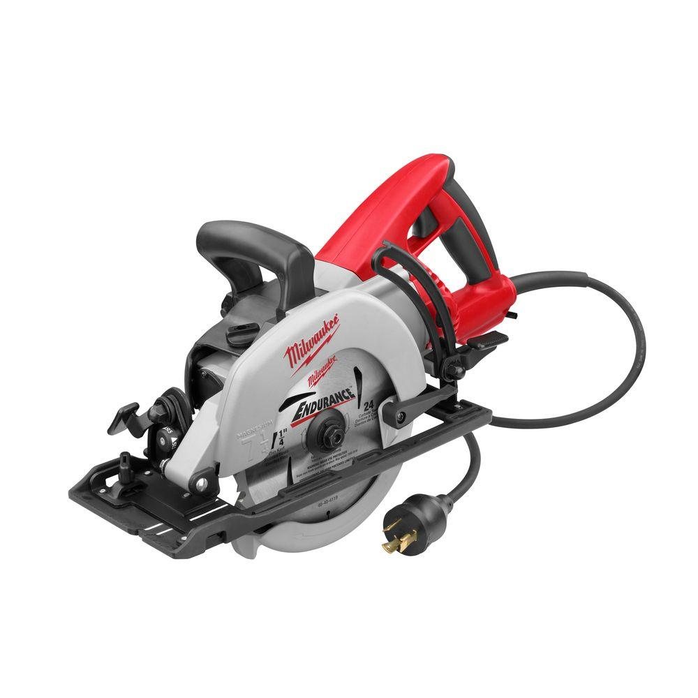 Milwaukee 15 Amp 7-1/4 in. Worm Drive Saw