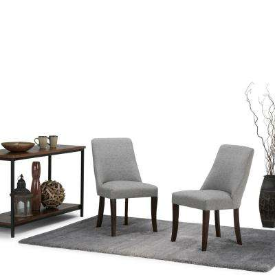 Walden Grey Fabric Dining Chair (Set of 2)