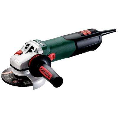 13.5 Amp Corded 5 in. WEV 15-125 Quick Angle Grinder