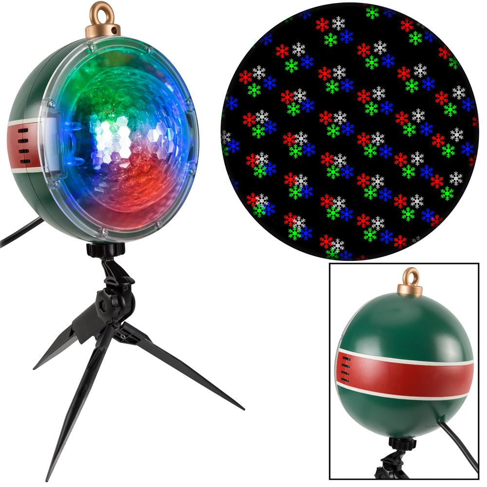 LightShow AppLights LightShow Projection Snowflakes SnowFlurry 76 Effects