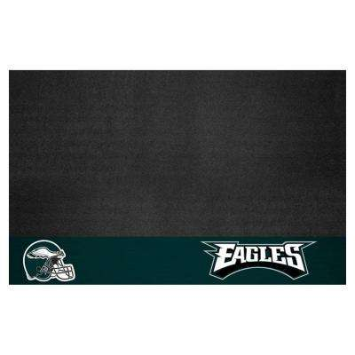 Philadelphia Eagles 26 in. x 42 in. Grill Mat