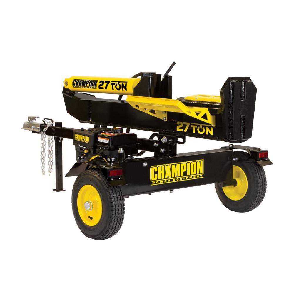 27 Ton 224cc Log Splitter