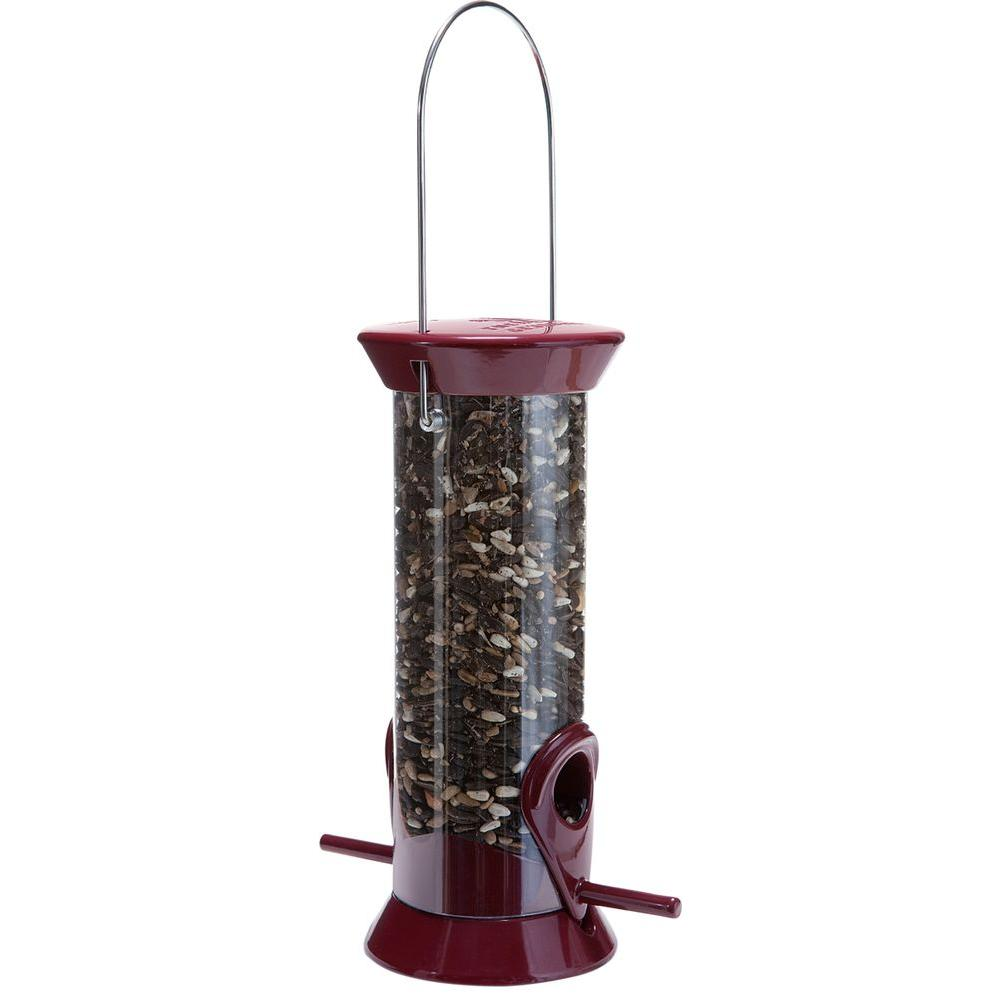 8 in. New Generation Sunflower/Mixed Seed Bird Feeder