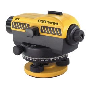 CST/Berger 32X Sal Series Automatic Level by CST/Berger