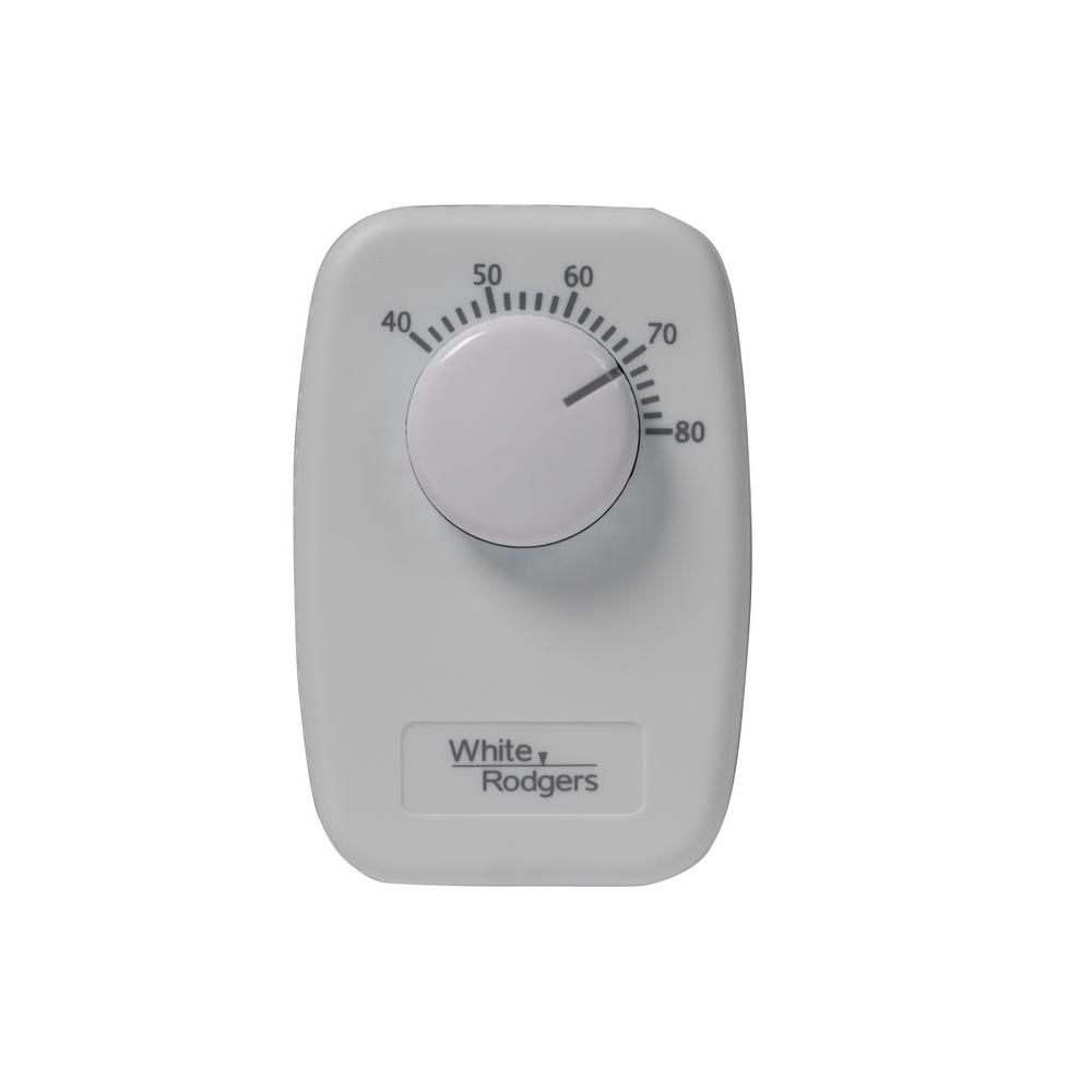 Single Pole Thermostat Wiring Diagram Single Pole Vs Double Pole