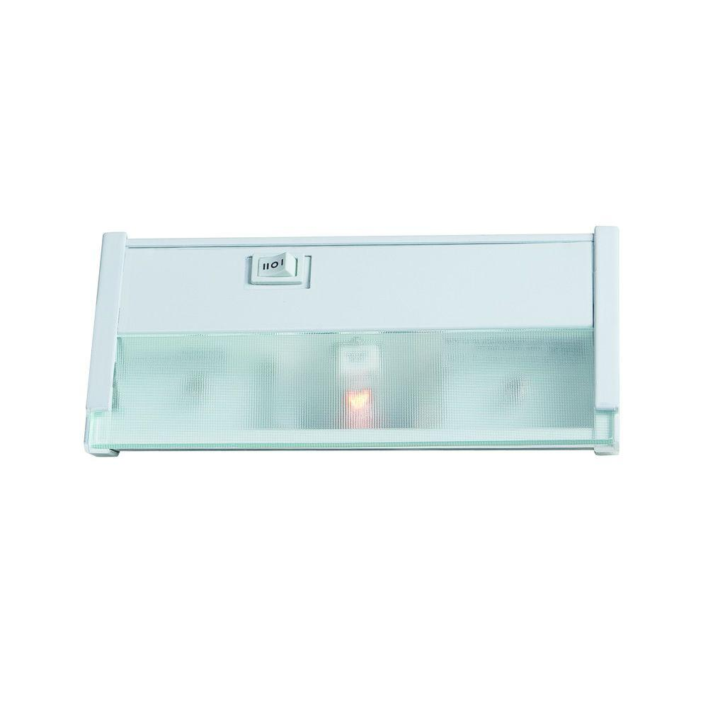 Ordinaire Acclaim Lighting 1 Light 16 In. Bronze Xenon Under Cabinet Light