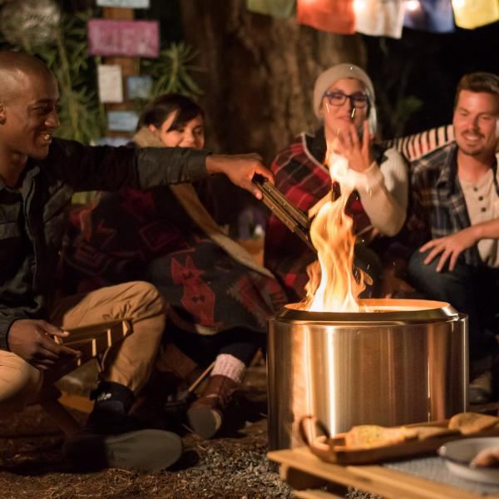 solo stove bonfire stand