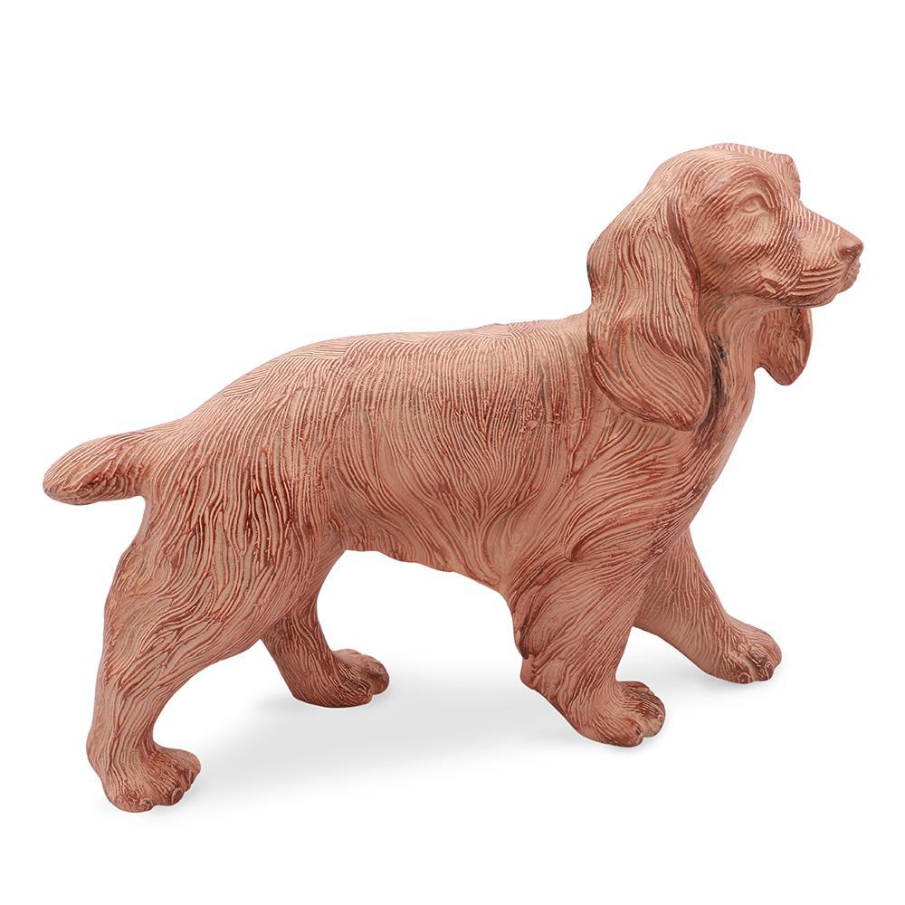 SAN PACIFIC INT'L Retriever Puppy Garden Statue