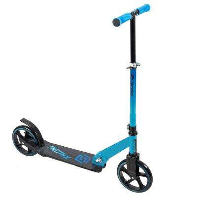 Remix Boy's Inline Scooter in Cobalt Blue with 200 mm Wheels