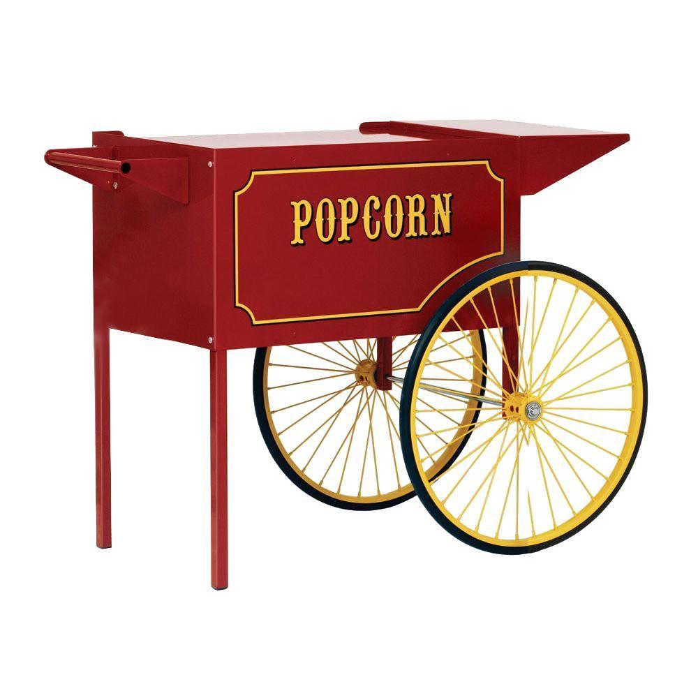 12 oz. Popcorn Cart