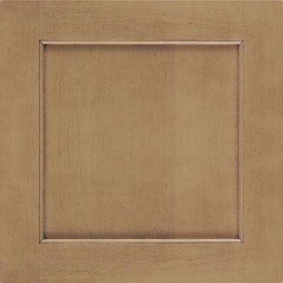 14.5 x 14.5 in. Cabinet Door Sample in Prescott Gunny