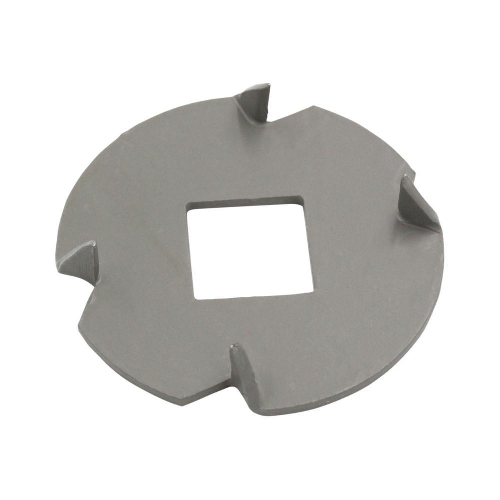 1/4 in. Rust Defender Gray Torque Washer (50-Pack)