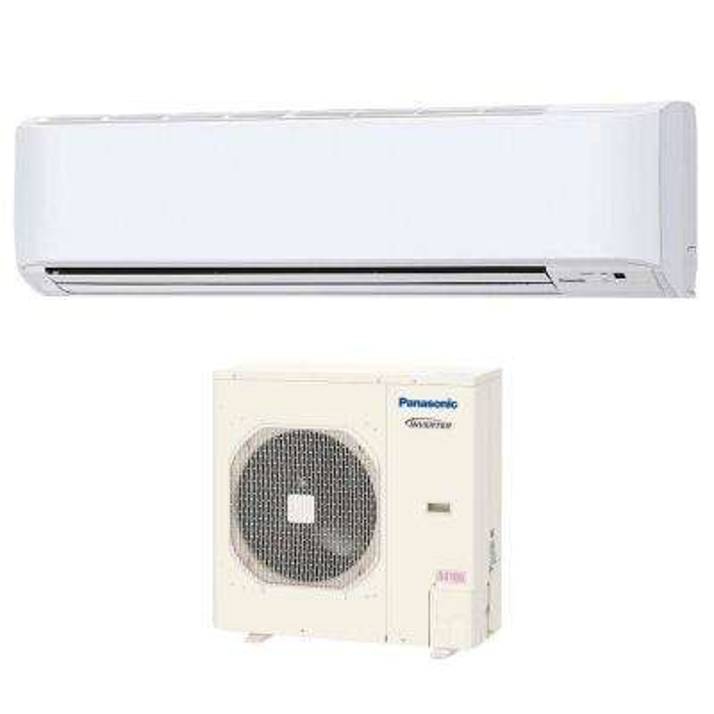 30,000 BTU 2.5 Ton Ductless Mini Split Air Conditioner with Heat Pump - 208 or 230V/60Hz