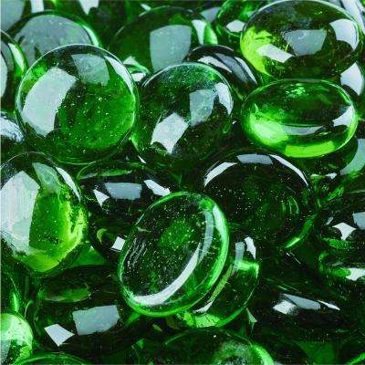 10 lbs. of Pine Mountain 1/2 in. Fire Glass Beads