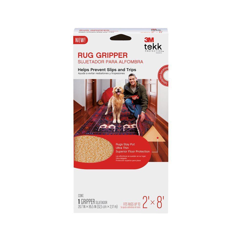 3M Tekk Protection 20.7 in. x 85.5 in. Rug Gripper