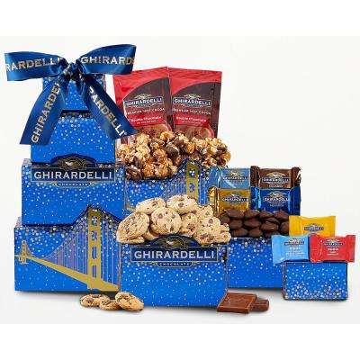 Ghirardelli Chocolate Gift Tower