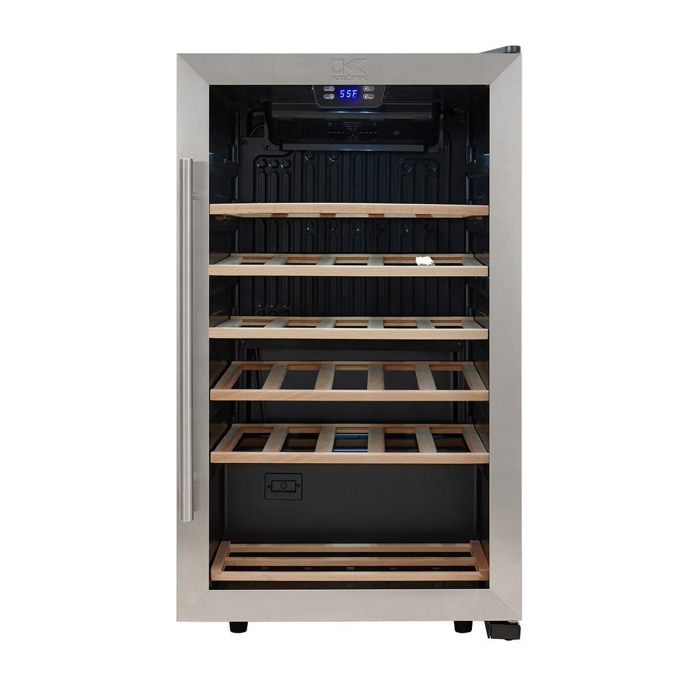 KALORIK 33-Bottle Wine Cooler