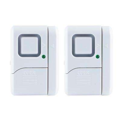 Magnetic Window and Door Alarm (2-Pack)