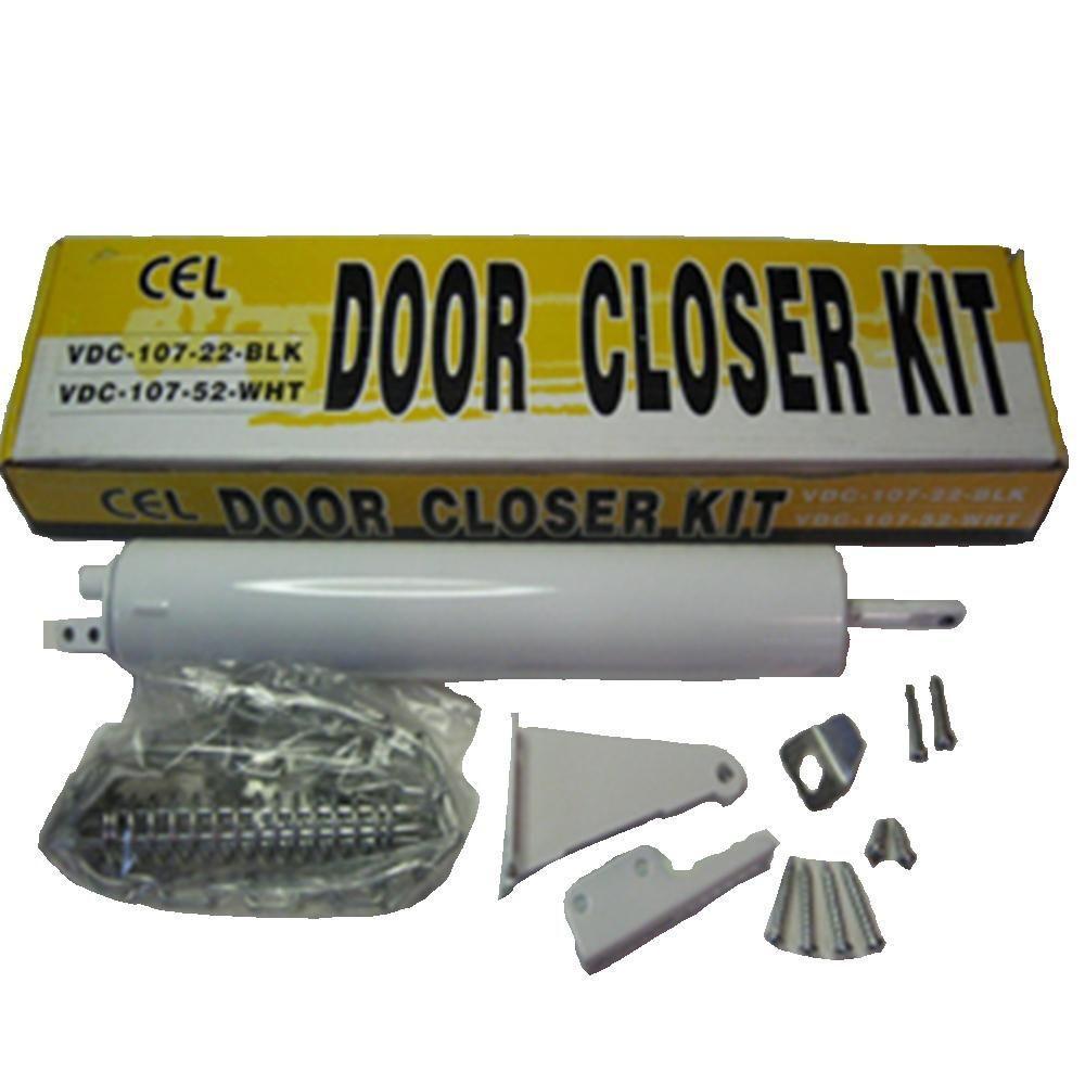 Grisham BP IH020 White Door Closer Unit