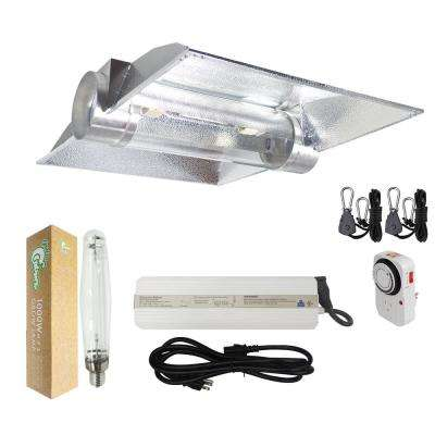 1000-Watt HPS Grow Light System with 8 in. Cool Tube XXL Wing Hood Reflector