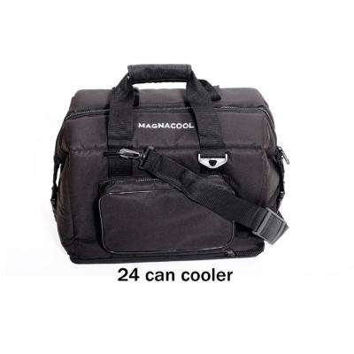Worlds First 24-Can Magnetic Canvas Cooler