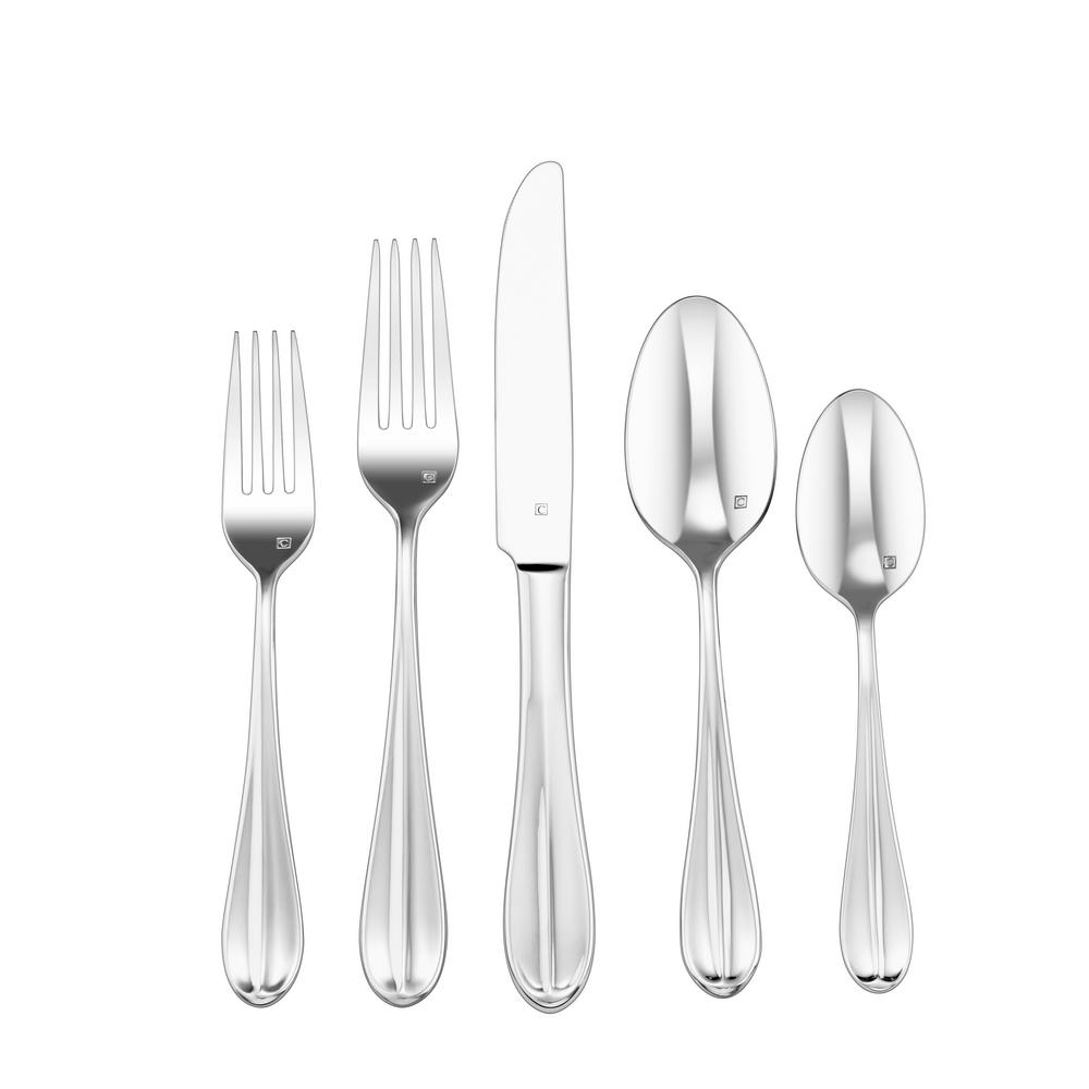 Elite 20-Piece Verona Flatware Set