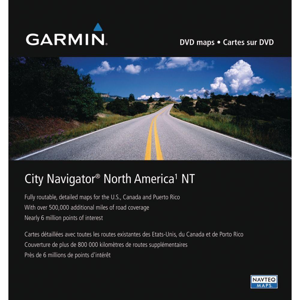 Garmin 2011 nuMaps 1-Time North America microSD Card/SD Card