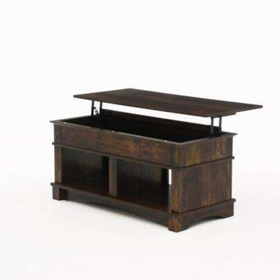 Harbor View Curado Cherry Lift-Top Coffee Table