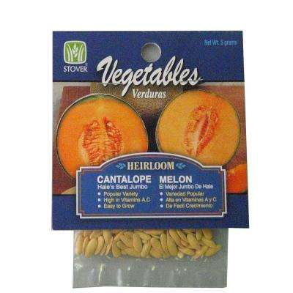 Cantalope Hale's Best Jumbo Seed