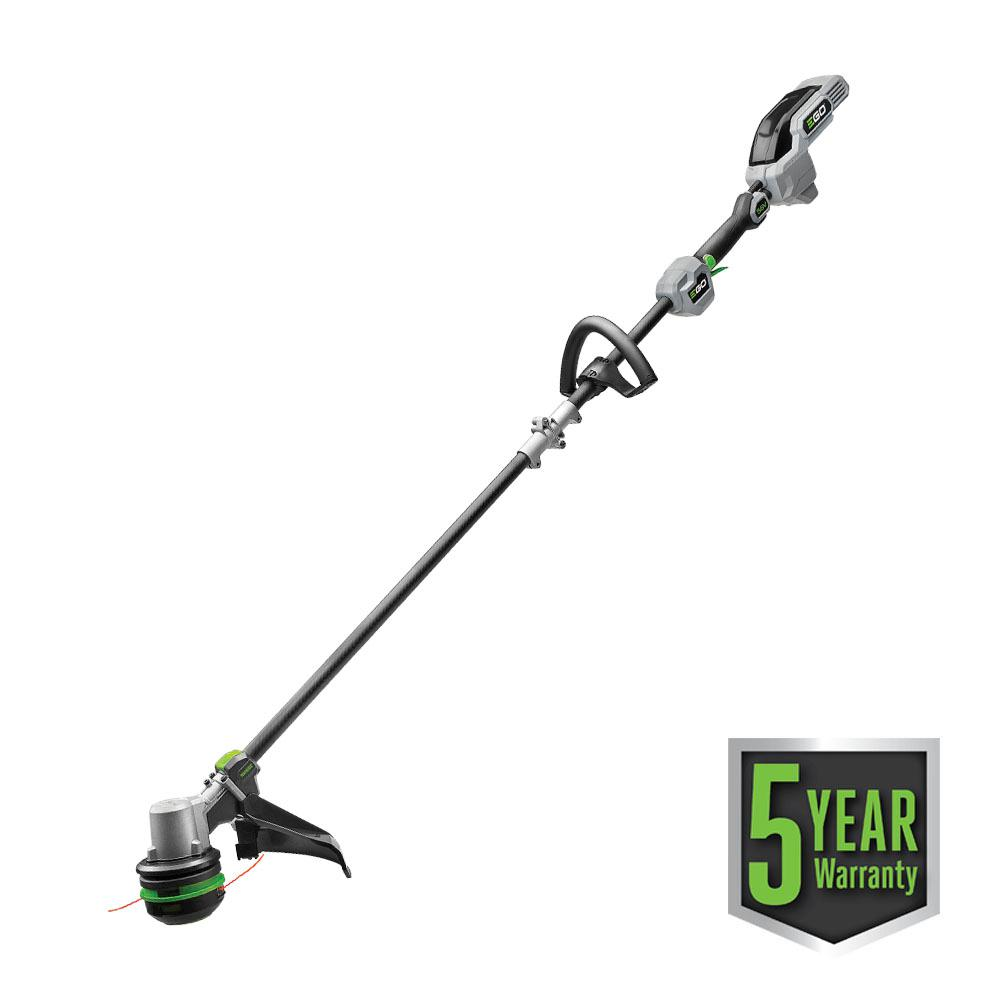 EGO 56-Volt Lith-ion Cordless Electric 15 in. Powerload String Trimmer with Carbon Fiber Shaft
