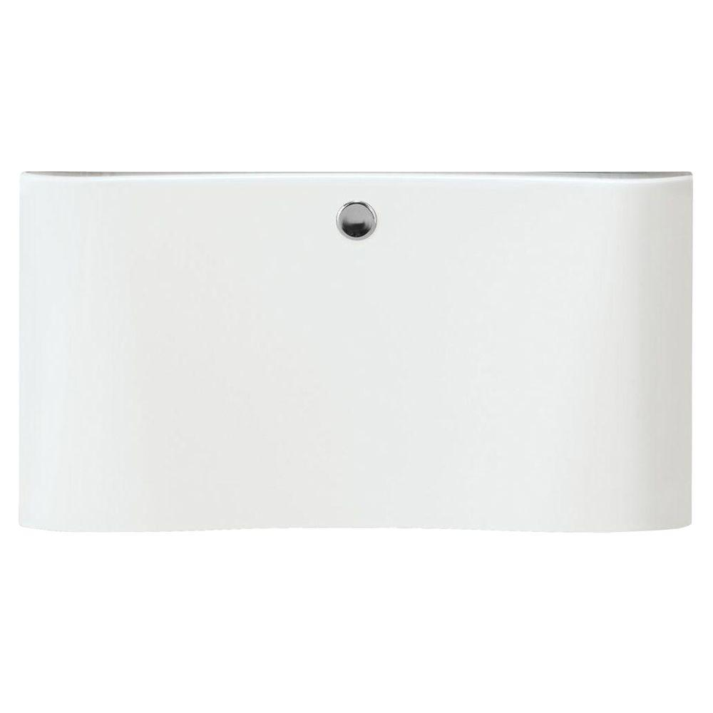 Electrolux Laundry Pedestal with Storage Drawer in Island White