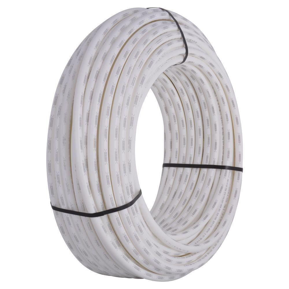 3/4 in. x 300 ft. Coil White PEX Pipe