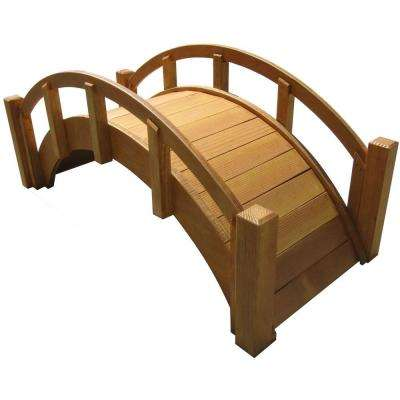 Garden Bridges Outdoor Decor The Home Depot - Garden bridges