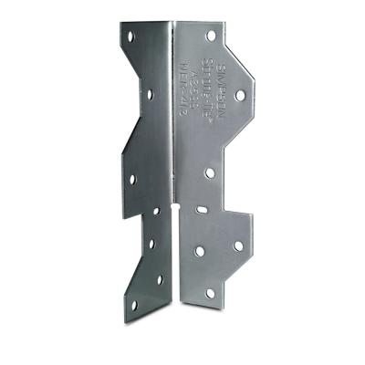 1-7/16 in. x 4-1/2 in. Stainless-Steel Framing Angle