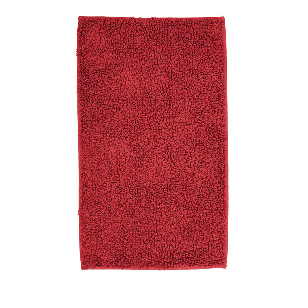 The Company Store Chunky Loop Poppy 34 In. X 21 In. Cotton