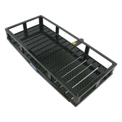 51 in. x 23 in. Cargo Carrier Fits 2 in. Receivers Black
