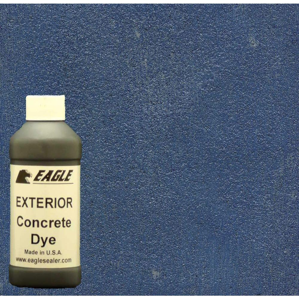 Eagle 1-gal. Riviera Exterior Concrete Dye Stain Makes with Acetone from 8-oz. Concentrate