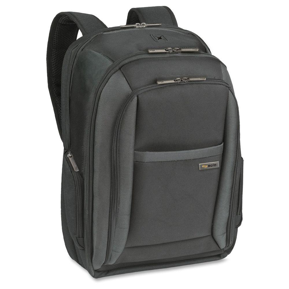16 in. Checkpoint Friendly Sterling Carrying Black Ballistic Poly Notebook Case