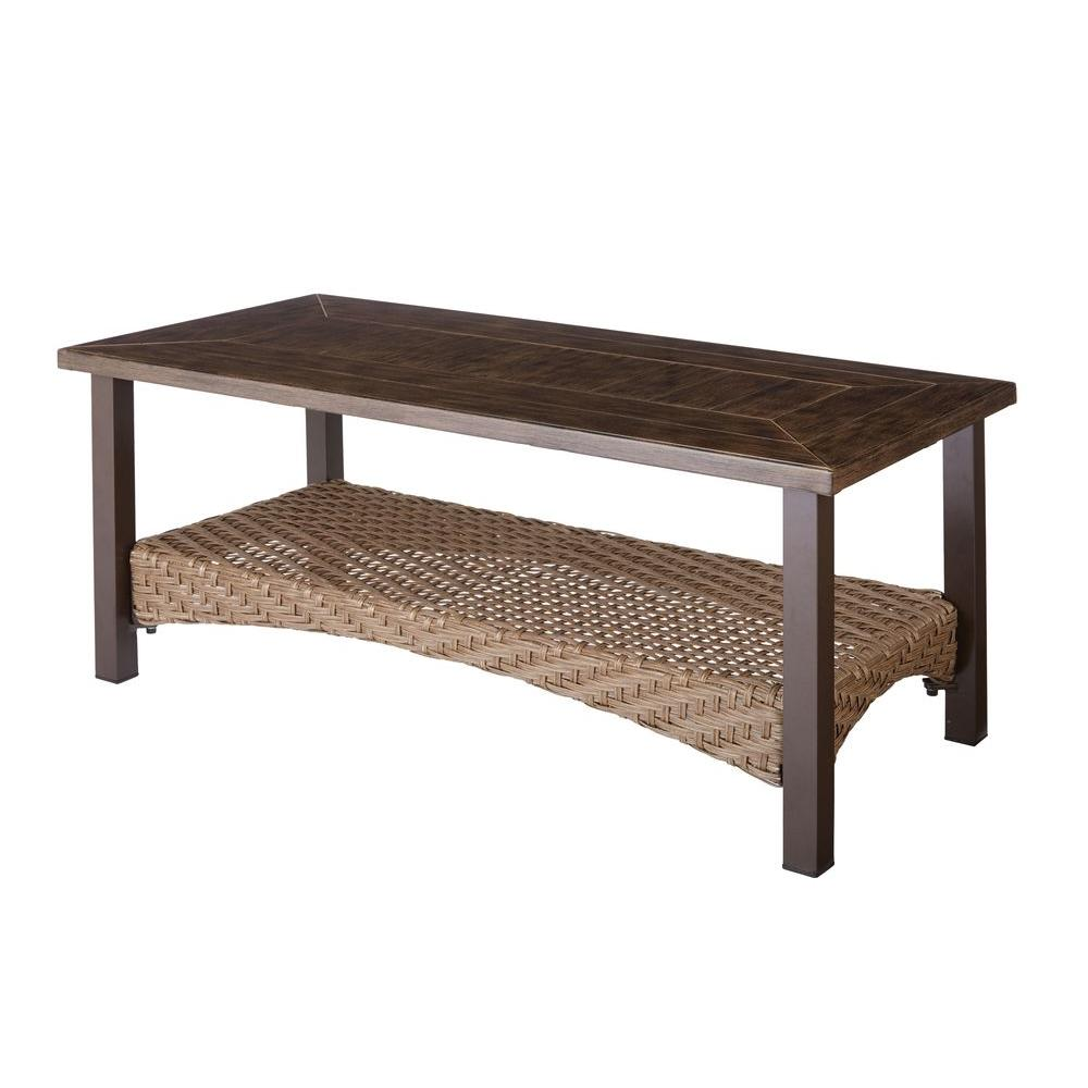 Bolingbrook Patio Coffee Table