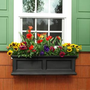 Awesome Fairfield 11 In. X 36 In. Plastic Window Box
