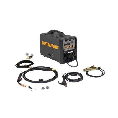 200 Amp Dual Voltage Inverter MIG, Flux Core, DC Stick Welder