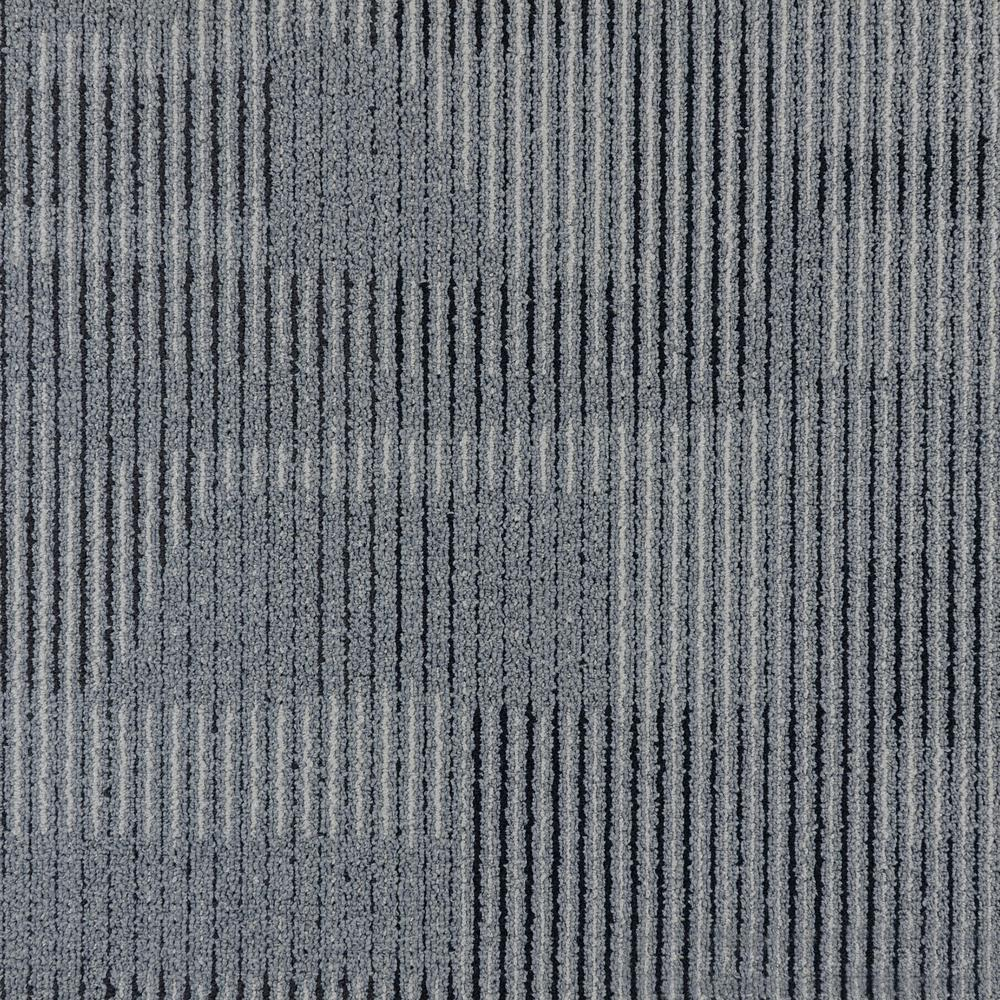 Atlantic Cabot Loop 19.68 in. x 19.68 in. Carpet Tiles (8