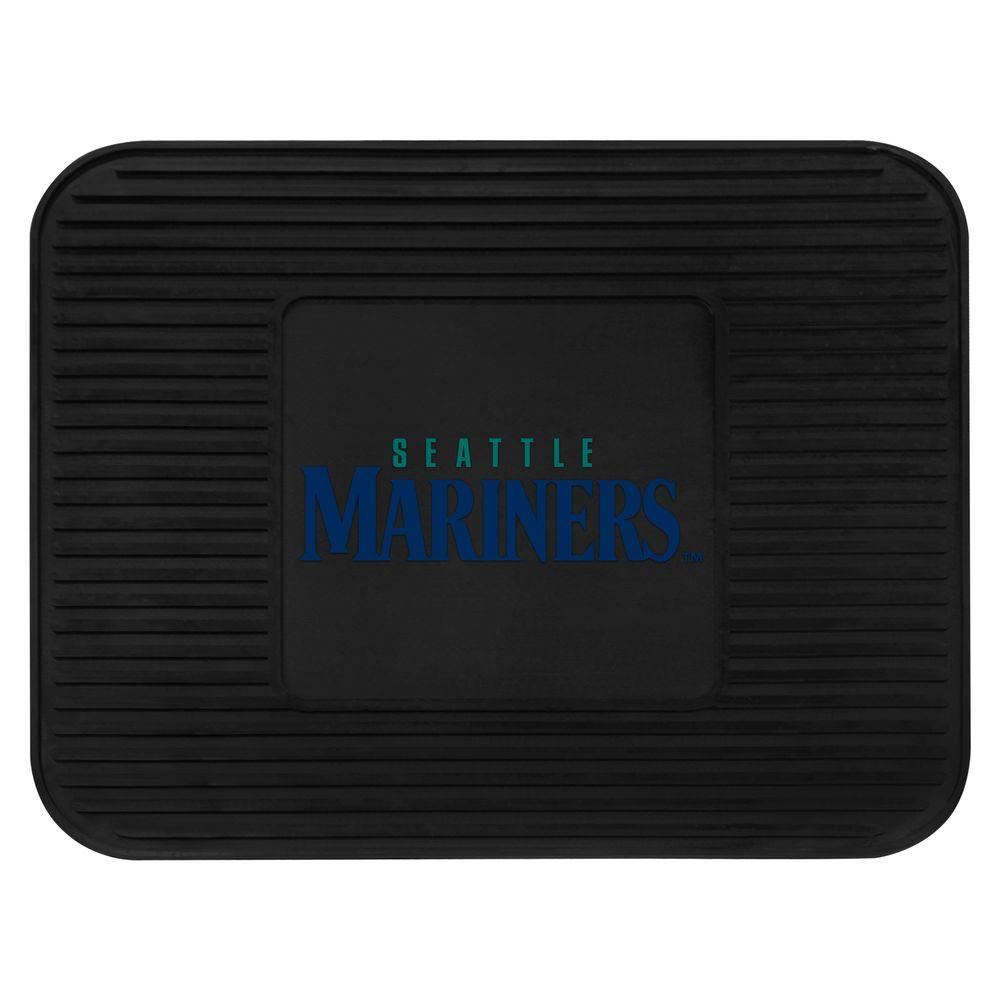 FANMATS Seattle Mariners 14 in. x 17 in. Utility Mat