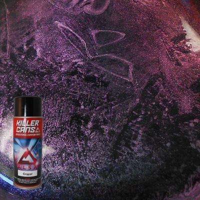 12 oz. Crazer Mystic Ice Killer Cans Spray Paint